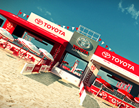 TOYOTA BEACH