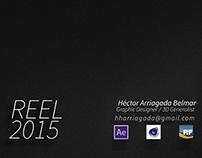 Héctor Arriagada / Reel 2015