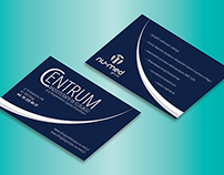 Business card for Radiotherapy Center