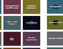 Website graphics