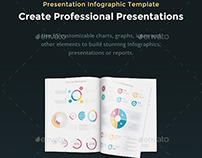 Presentation Infographic Template - Vector Pack