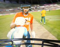 Sky Sports, ICC World Twenty20, Campaign