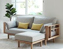 UTU Sofa