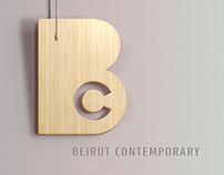 Beirut Contemporary Museum Brand Identity