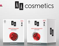 AA cosmetics - Japanease series