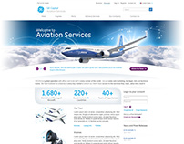 GE Capital Aviation Services Website