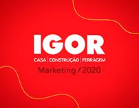 Ferragem Igor - Marketing