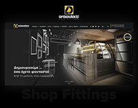 Corporate Website Design for Drakoulakis