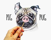 I mean PUG