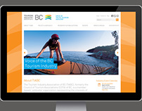 Tourism Industry of BC Identity & Website