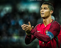 Cristiano Ronaldol Edit And Retouch