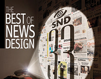 SND 33 COVER COMPETITION WINNER!