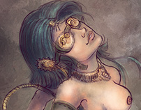 Steampunk Girl · Sep 2012