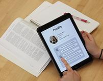 Design for Accessibility // Dyslexia Mobile App