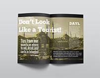 Magazine Spread// Istanbul in 3 Days
