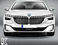 BMW i7 2024