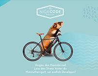Nice Code Valley by niceshops - Joboffensive für Coder