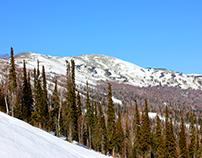 Sheregesh ski resort