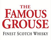 the Famous Grouse - Cambio de imagen