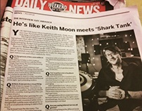 Interview from the March 12th Philadelphia Daily News