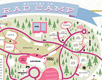 RAD Camp Map