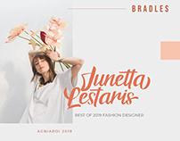Bradles - Free Font