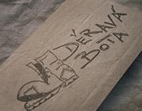 Logo pro Děravá Bota