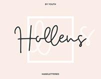 Hollens Script
