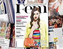 Fem - Fashion Emotion Magazine - Febbraio 2015