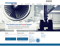 Okoban website design
