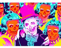 Willy Wonka Skulls