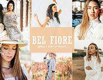 Free Bel Fiore Mobile & Desktop Lightroom Presets