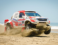 Race the Dakar in an Email