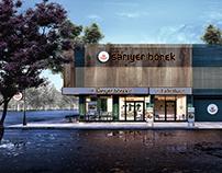 Sariyer Börek Fabrika - Konsept Proje 2
