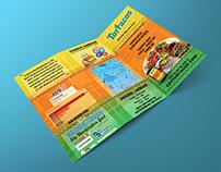 Tortacos | Brochure Print Design