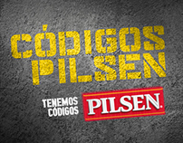 Códigos Pilsen - FNC Uruguay