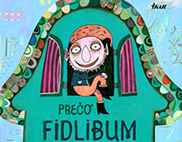 Why is Fidlibum the cuckoo