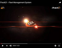 Movie For iTrack21 - Fleet Management System