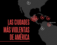 Most Violent Cities in America