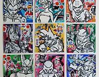 Dragon Ball Z Collection 2017