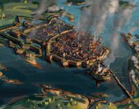 Siege of Vyborg 1710