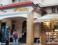 Restaurant and Food photography at Cafe Madras, Mumbai