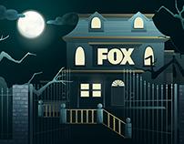 Fox Africa Halloween 2014