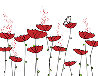 Freie Illustrationen: Flowers