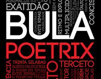 "Poetrix ""Medicine Bottle"""