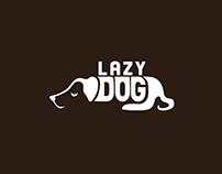Lazy Dog Brand Identity