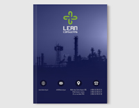 Brochure for Lean Consulting