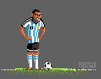 Football Pixelart
