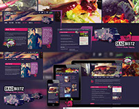 Food Truck Website Project