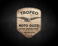 Logo Trofeo Moto Guzzi Fast Endurance